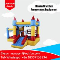 Quality COMMERCIAL INFLATABLE BOUNCER,KIDS BOUNCE HOUSE ON SALE for sale
