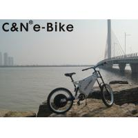 Wholesale Stealth Bomber Long Range Off Road Electric Motocross Bike With KMC Chain from china suppliers