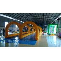 Wholesale Inflatable Park Equipment Inflatable Water Toys Pvc Tarpaulin For Water Games from china suppliers