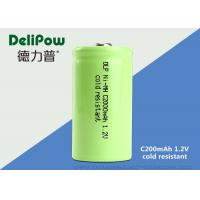 C3000 High Power Low Temperature Rechargeable Batteries OEM Available