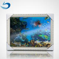 Wholesale Lenticular 3D Pictures Posters Lenticular Image Printing For Decration from china suppliers