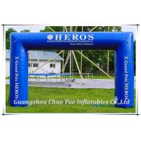 Wholesale Customized Lightweight Fabric Advertising Inflatable Arches for Event(CY-M2124) from china suppliers