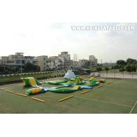 Wholesale Inflatable Water Trampoline,Inflatable Aqua Park from china suppliers