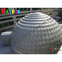 Wholesale Inflatable Mongolia Dome,Big inflatable tent, Inflatable Marquee,Air seal tent from china suppliers