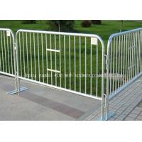 Wholesale Movable Construction Temporary Security Fencing / Temporary Steel Fencing from china suppliers