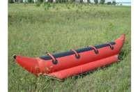 Wholesale Inflatable Towable Banana Boat BB02 with 110V or 220V 680W Air Blower  from china suppliers