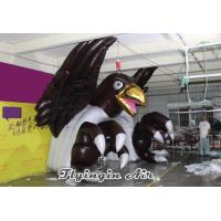 Wholesale Advertising Black Inflatable Eagle Tunnel for Sports and Events from china suppliers