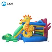Wholesale Anti Mildew Kids PVC Tarpaulin Inflatable Bounce Castle Easy Installation from china suppliers