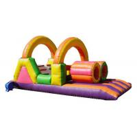Wholesale Two arches Inflatable Obstacle Courses from china suppliers