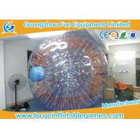 Wholesale Fire - Proof Inflatable Human Hamster Ball Plato 1.0mm PVC For Inflatable Toys from china suppliers