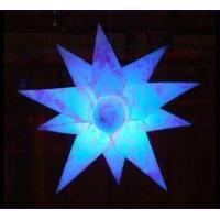 Buy cheap 2012 LED decoration inflatable star from wholesalers
