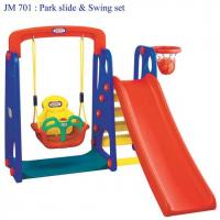 Wholesale Slide and Swing set from china suppliers