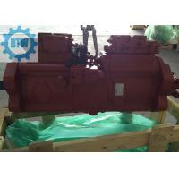 China Red Komatsu PC300 Excavator Specs Piston Type Hydraulic Pump K5V140DTP-9N29 on sale