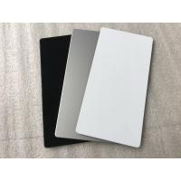 Wholesale White Interior Wall Cladding Sheets, Anti - Rust Waterproof Cladding For Buildings from china suppliers