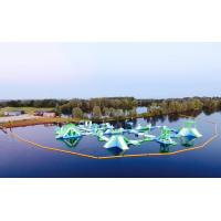 Buy cheap Oxford Inflatable Aqua Fun Park / Customized Inflatable Water Park Games For from wholesalers
