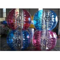 Wholesale Professional Commercial Human Inflatable Body Bumper Ball For Adults from china suppliers