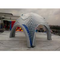 Wholesale Customized Inflatable Event Tent / Spider Tent / Inflatable Marquees 6m With Side Walls from china suppliers