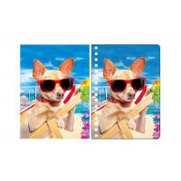 Buy cheap Pretty Dogs And Cats 3D Lenticular Spiral Animal Notebook Covers With A4,A5,A6 from wholesalers