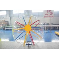 Quality 1.6m Diameter TPU & PVC Inflatable Water Ball With CE Certificate for sale