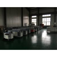 Wholesale Plastic Corrugated Pipe Making Machine Double Screw Plastic Production Line from china suppliers