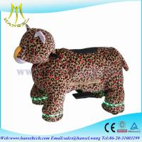 Wholesale Hansel electrical ride-on toy battery motorized plush ride from china suppliers
