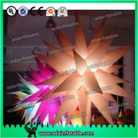 Wholesale Color Customed LED Lighting Inflatable Stars For Parties Decoration from china suppliers