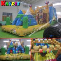 Wholesale Jungle obstacle course digital printing obstacle,inflatable sport game, KOB055 from china suppliers