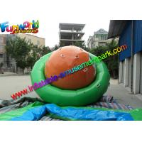 Wholesale Plato 0.9mm Vinyl Inflatable Water Sport Toys Commercial Strong Water Saturns from china suppliers