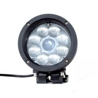 Wholesale Black Color Spot / Flood Beam LED Vehicle Work Light with 5.5 Inch 45w 12v High Intensity CREE Chips from china suppliers
