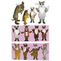 Wholesale NO.4618 Popular rhinoceros mascot costume from china suppliers