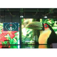 Wholesale Highlight Full Color P6 Led Digital Display Board , Outdoor Led Video Display High Contrast from china suppliers