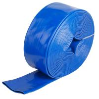High Performance PVC Soft Water Hose For Irrigation , Contraction
