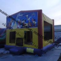 Wholesale small inflatable bouncer mickey mouse inflatable bouncer from china suppliers