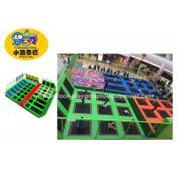 Wholesale Professional Indoor Jump Trampoline Park For Kids Over 5 Years Old from china suppliers