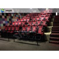 Wholesale Popular 4D Movie Theater Motion Chair 3DOF System Immersive Special Effects from china suppliers