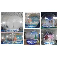 Wholesale Inflatable Christmas Snow Ball from china suppliers