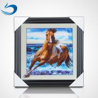Wholesale 40 * 40cm Horse Poster Custom Lenticular Printing For Gifts And Home Decor from china suppliers