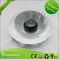 Wholesale Advanced Roof Ventilation AC Centrifugal Fan Blower Backward Curved from china suppliers