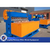 Wholesale 3mm - 6mm Mesh Size Fence Welding Machine Production Line For 220 V from china suppliers