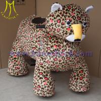 Wholesale Hansel motorized plush riding animals from china suppliers