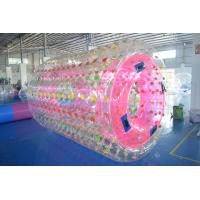 Wholesale Inflatable Water Roller, Walk On Water Ball For Water Park Or Pool from china suppliers