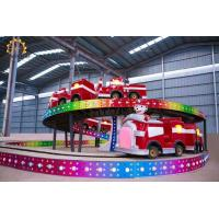 Wholesale 8kw Power Childrens Train Rides Mini Shuttle Ride 20 Passengers 18 * 12m from china suppliers