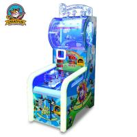 Wholesale Ball Shooting Ticket Redemption Game Machine Colorful LED Light With Music from china suppliers