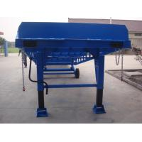 Wholesale DCQY6-0.5 Mobile Dock Leveler Loading Capacity 6000kg Length 7m CE Approved from china suppliers
