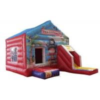 Buy cheap Inflatable Pirate Jumping House WSC-321/Large custom size Bounce House from wholesalers