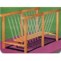 Wholesale wooden outdoor playground from china suppliers