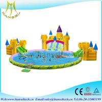 China Hansel high quality river rafting boat with CE,EN71 for kids on sale