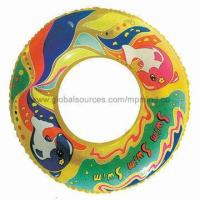 China Inflatable Swimming Ring, Pool Float, Water Park Tube, Made of PVC, Customized Designs Welcomed on sale
