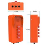 Wholesale Hands Free Outdoor Voip Phone Anti Vandal Marine Intercom For Shipboard from china suppliers