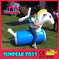 Wholesale SP-1354 Inflatable Pony Hops Sale from china suppliers